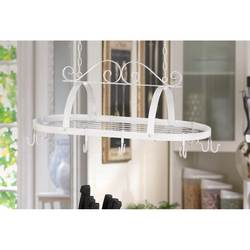 Wholesale Scrollwork Hanging Pot Holder for sale at bulk cheap prices!