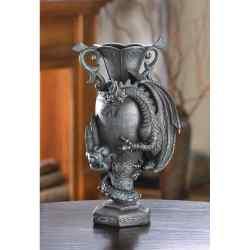 Wholesale Black Dragon Decorative Vase for sale at  bulk cheap prices!