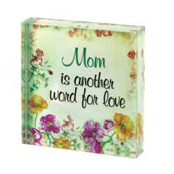 Wholesale Floral Love Mom Cube for sale at  bulk cheap prices!