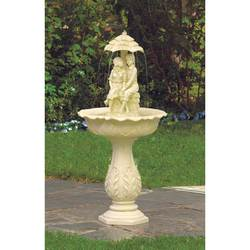Wholesale Couple Garden Fountain for sale at bulk cheap prices!