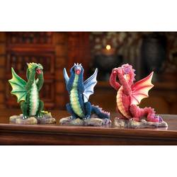 Wholesale See, Hear, Speak No Evil Dragons for sale at bulk cheap prices!
