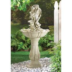 Wholesale Fairy Maid Fountain for sale at bulk cheap prices!