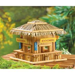 Wholesale Wood Beachcombers Birdhouse for sale at bulk cheap prices!