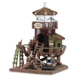 Wholesale Lighthouse Station Birdhouse for sale at  bulk cheap prices!