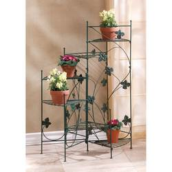 Wholesale Metal Ivy Design Plant Stand for sale at bulk cheap prices!