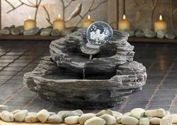 Wholesale Rock Design Desk Fountain for sale at bulk cheap prices!