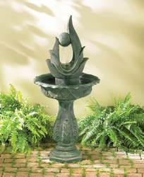 Wholesale Designer Fountain with Stand for sale at bulk cheap prices!
