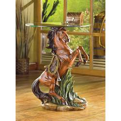 Wholesale Majestic Stallion Accent Table for sale at bulk cheap prices!