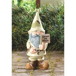Wholesale Support Our Troops Gnome for sale at bulk cheap prices!