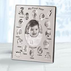 Wholesale My First Year Photo Frame for sale at bulk cheap prices!