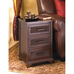 3 Drawer Accent Table