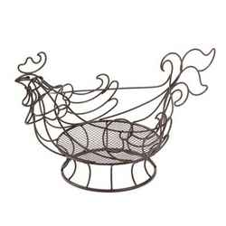 Wholesale Country Rooster Basket for sale at  bulk cheap prices!