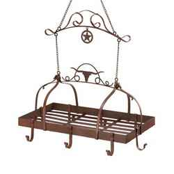 Wild Western Kitchen Rack