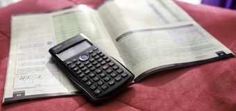 9-11 Grade Math Test Prep