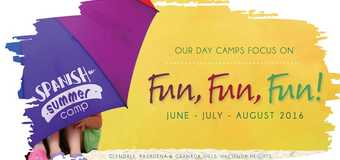 Spanish Summer Camp - Glendale