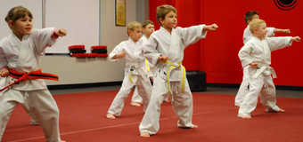 Children Group Karate