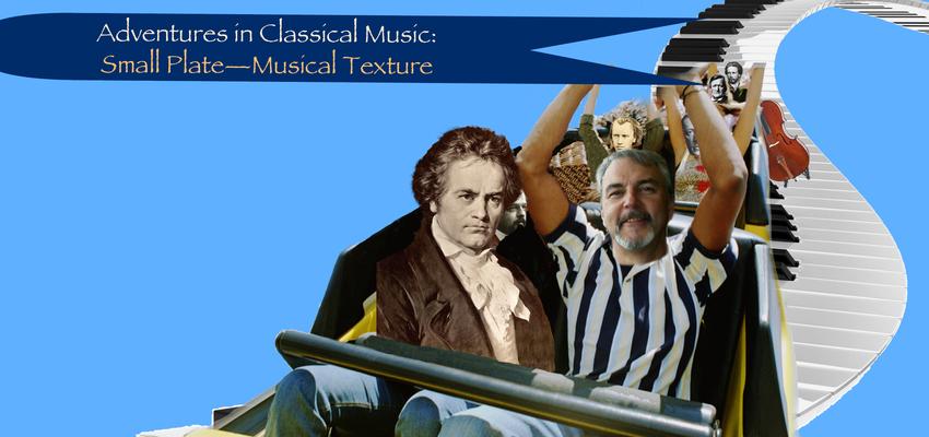 Whoteaches musical texture