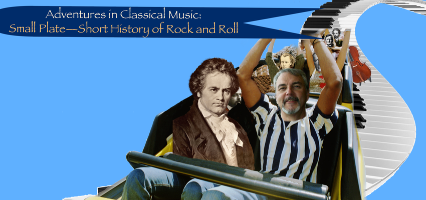 Whoteaches short history of rock and roll