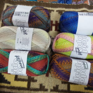 Kaleidoscope - Worsted