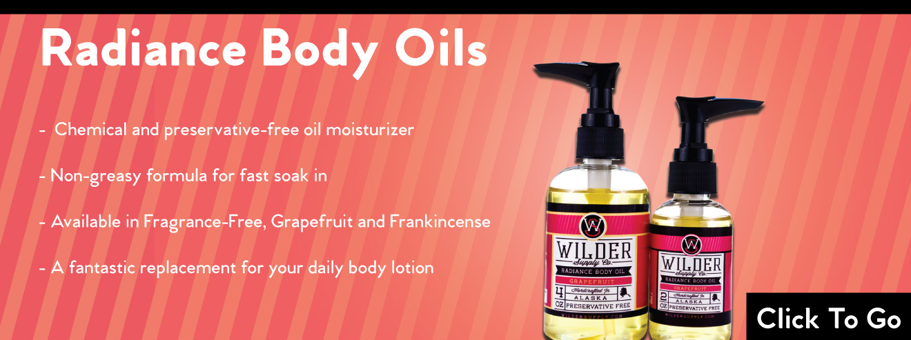 Radiance Body Oil - Grapefruit, Frankincense and Fragrance Free