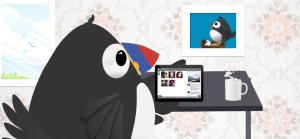 Free Conference Puffin using ipad app