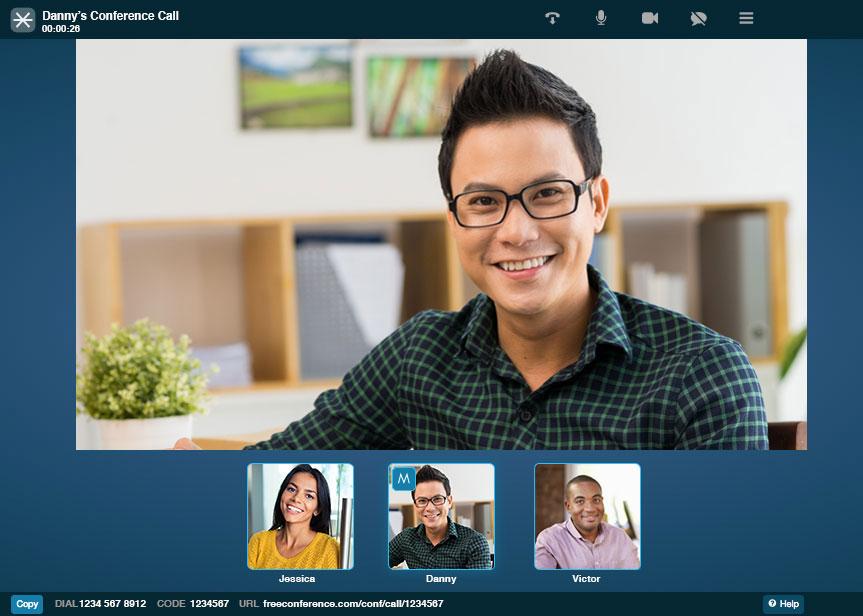 Online Video Conferencing