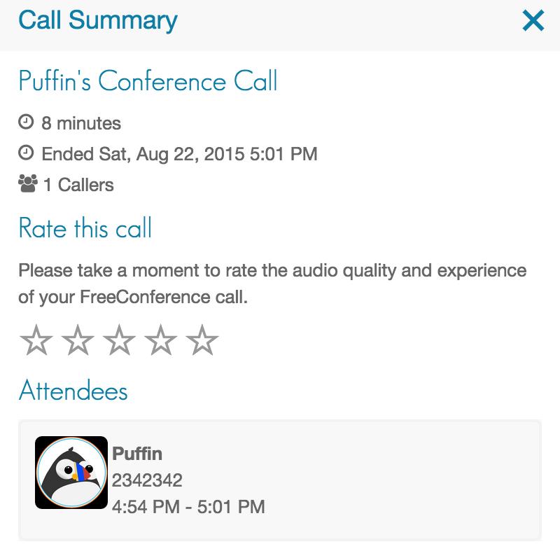 Detailed Call Summaries