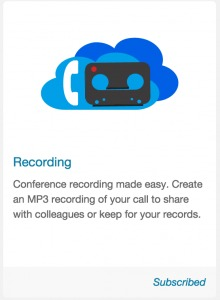 Purchase Call Recording