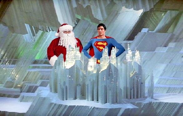 Christmas is Saved - Superman