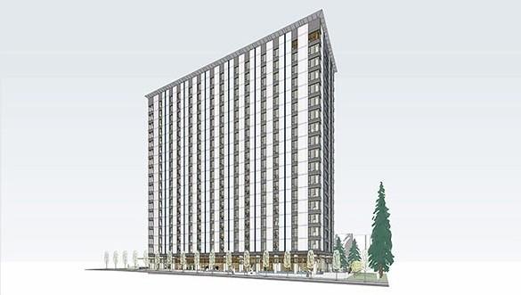 Wooden Skyscraper - UBC