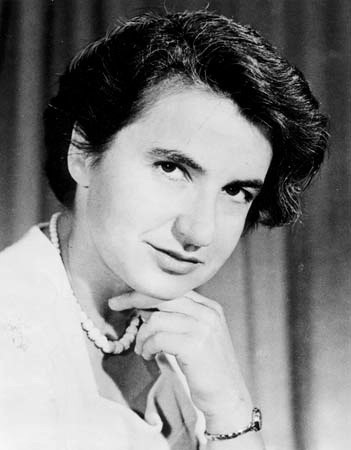 Conference Calls could have helped Rosalind Franklin
