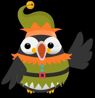 puffin-elf