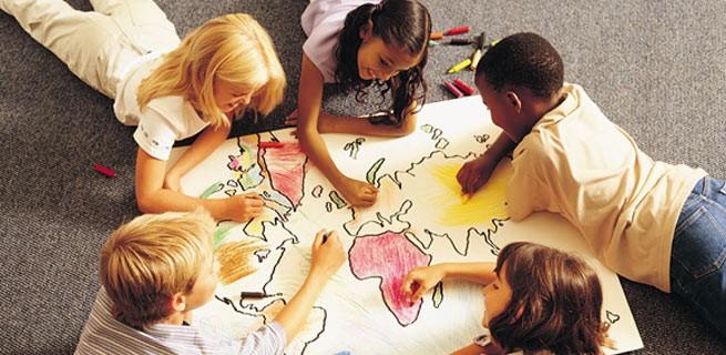 confernece calls can help the global classroom