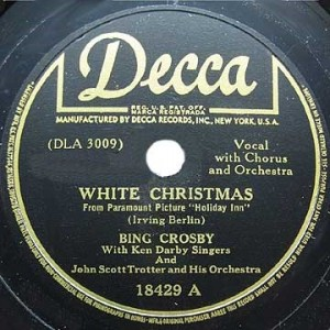 Bing CrosbyWhite Christmas Album