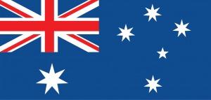 Austrailia Flag - international Numbers