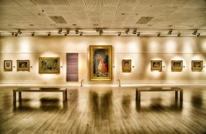 carry out various events for your art gallery with video conferencing