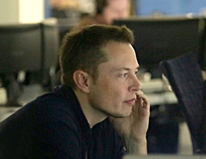 elon musk on ai to record call