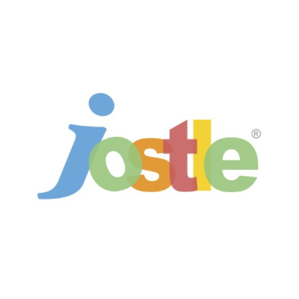 cloud collaboration tools jostle logo