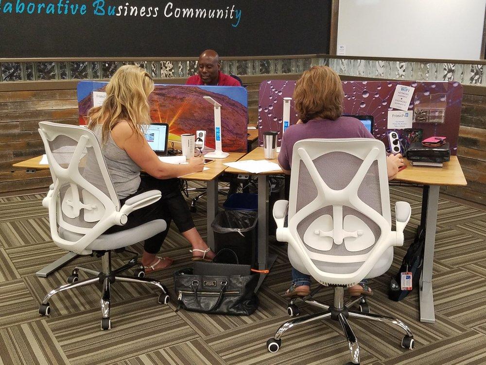 ensemble coworking space