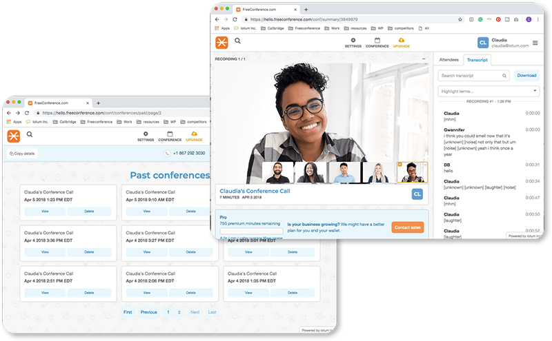 freeconference-smart-summaries