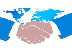 international business, global, handshake, meeting