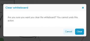 whiteboard notification