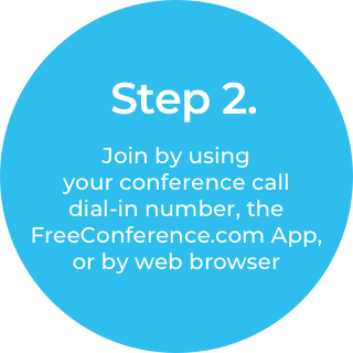 FreeConference-dial-in-number-app