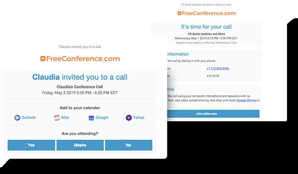 freeconference-reminder-invitation
