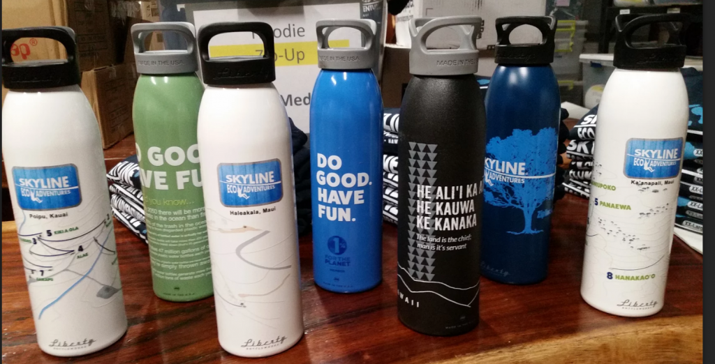 Environmentally Friendly Travel Tip | Use Reusable Bottles