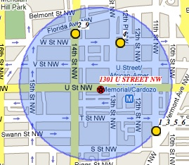 D.C. Offender Registry Adds Searchable Map | DCist on