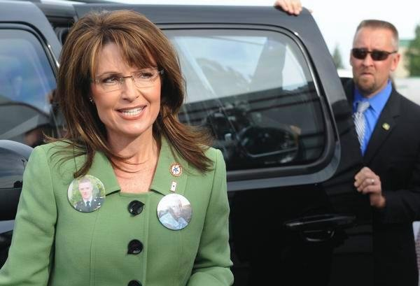 Secret Service Agent in Colombian Sex Scandal Had a Thing for Sarah Palin |  DCist