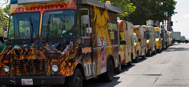 The 14 Best Food Trucks In Dc Dcist