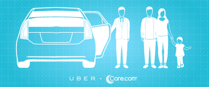 You Can Now Request An Uber With A Car Seat For Extra Fee