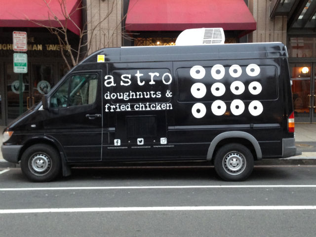 Astro Doughnuts Fried Chickens Food Truck Now Serves Dc Dcist
